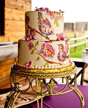 Wedding Cakes Spokane Wa